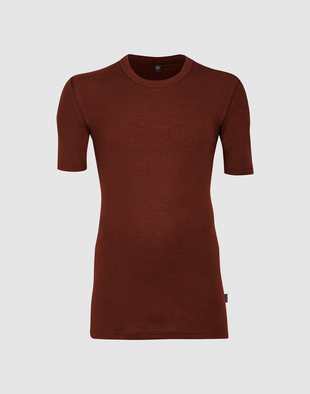 Herren T-Shirt aus Merinowolle