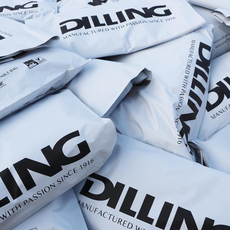 Wir nutzen nachhaltige Verpackung, um Ihre Bestellung zu versenden