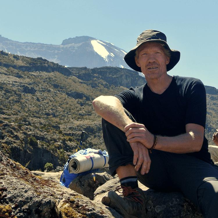 DILLING Unterwäsche – auf dem Kilimandscharo getestet
