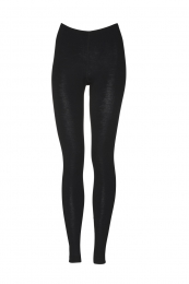 Dilling große Größen: Leggings für Damen schwarz