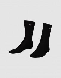 Herren Socken - natürliche Baumwolle schwarz