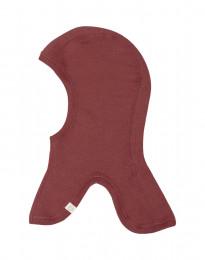 Schlupfmütze aus Wolle Rouge