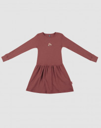 Wollkleid für Kinder Rouge