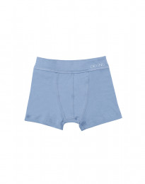 Jungen Boxershorts aus Baumwolle blau