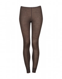 Merino Rippleggings für Damen fugde