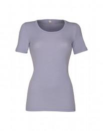 Merino T-Shirt für Damen flieder