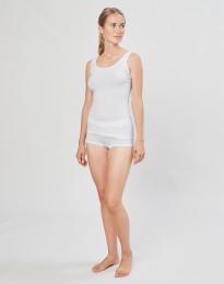 DILLING comfort Panty für Damen weiß