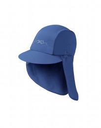 Sonnenhut für Kinder mit UV-Schutz UPF 50+ blau