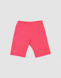 Kinder Shorts mit UV-Schutz UPF 50+ pink