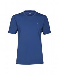 Herren T-Shirt mit UV-Schutz UPF 50+ blau