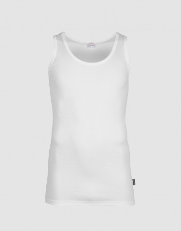 DILLING große Größen: Herren Unterhemd weiß