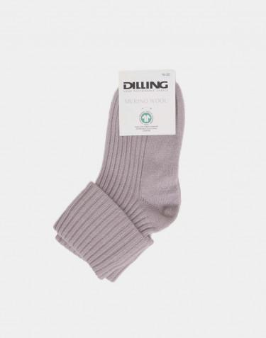 Baby Socken aus Merinowolle