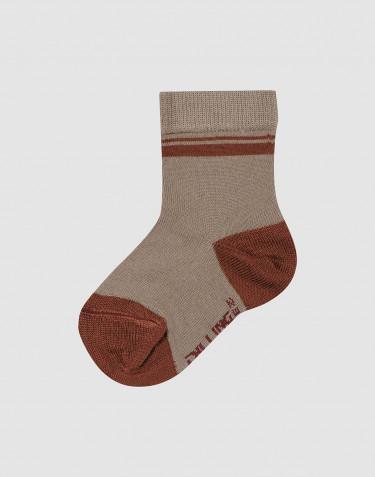 Kinder Socken aus Merinowolle