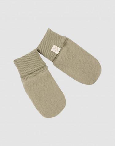 Handschuhe aus Wollfleece für Babys