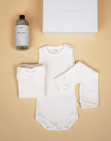 Babypaket natur Gr. 62