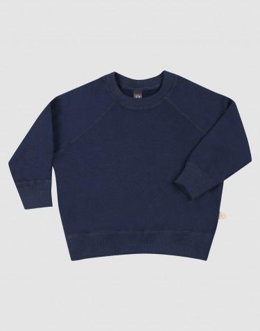 Baby Sweatshirt aus Wollfrottee