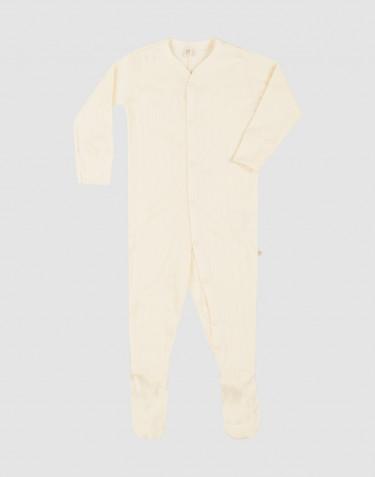 Baby Schlafanzug aus natürlicher Baumwolle