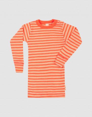 Merino Langarmshirt für Babys aus Wolle/ Seide