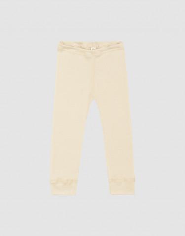Leggings aus Merinowolle/ Seide für Babys