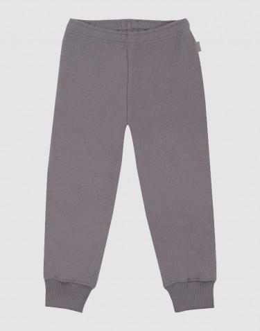 Hose aus Wollfleece für Kinder