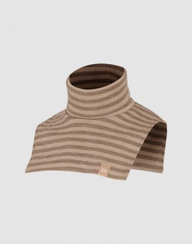 Halswärmer aus Merinowolle für Kinder