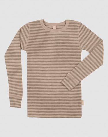 Kinder Merino Langarmshirt