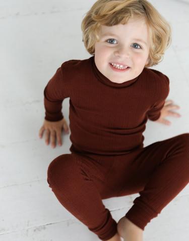 Merino Leggings für Kinder
