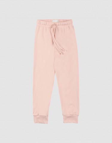 Pyjamahose für Kinder rosa