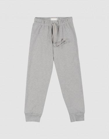 Schlafanzughose für Kinder graumeliert