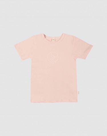 Kinder T-Shirt mit Print zartrosa