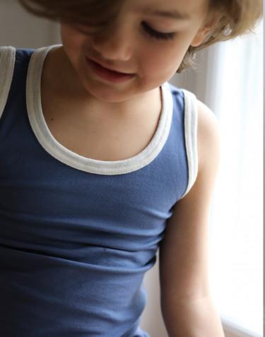Kinder Tank Top aus Baumwolle