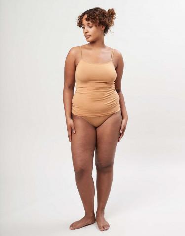 Bikini Slip für Damen aus natürlicher Baumwolle