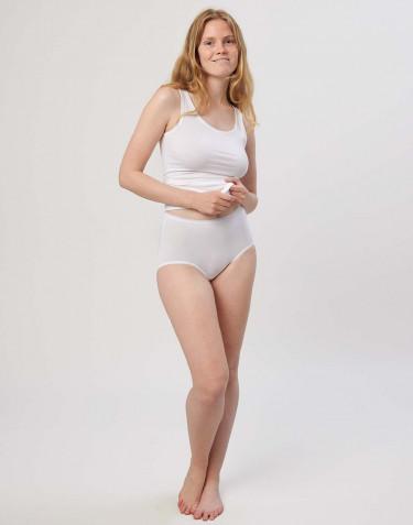 DILLING comfort Maxi Slip für Damen weiß