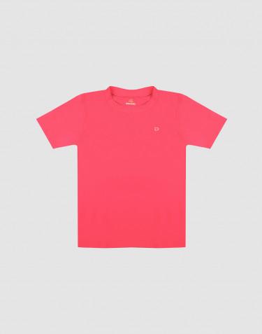 Kinder T-Shirt mit UV-Schutz UPF 50+ pink