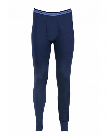 Leggings mit Eingriff - exklusive Merinowolle dunkelblau