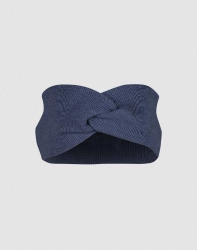 Stirnband aus Merinowolle