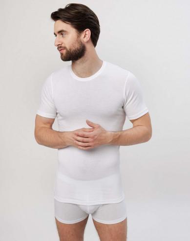 Premium Classic - Baumwoll T-Shirt für Herren