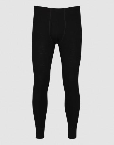DILLING große Größen: Lange Herren Unterhosen aus Merinowolle